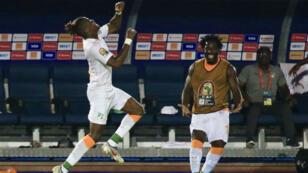 La Côte d'Ivoire a validé son billet pour les quarts en s'imposant face au Mali.