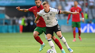 Euro-2021 football portugal allemagne