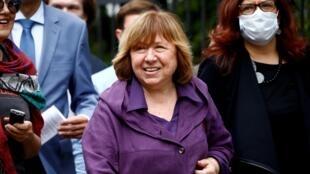 Svetlana Alexiévich