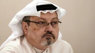 "Khashoggi was murdered on in Turkey in what Saudi Arabia called a ""rogue"" operation"