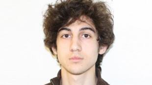 Djokhar Tsarnaev, 21 ans, risque la peine de mort.