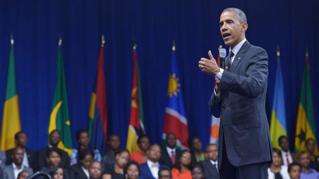 Barack Obama s'adresse à des jeunes leaders africains à Washington fin juillet