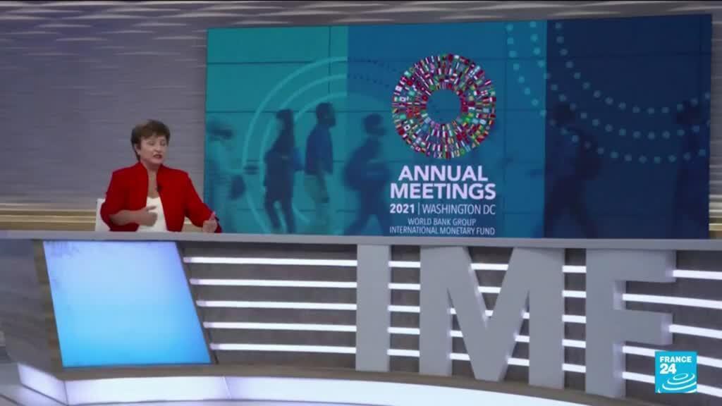 2021-10-11 16:13 FMI : la directrice générale en sursis après des accusations d'irrégularités en faveur de la Chine