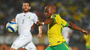 South Africa's Bafana Bafana dominated much of the game but were outfoxed by Algeria
