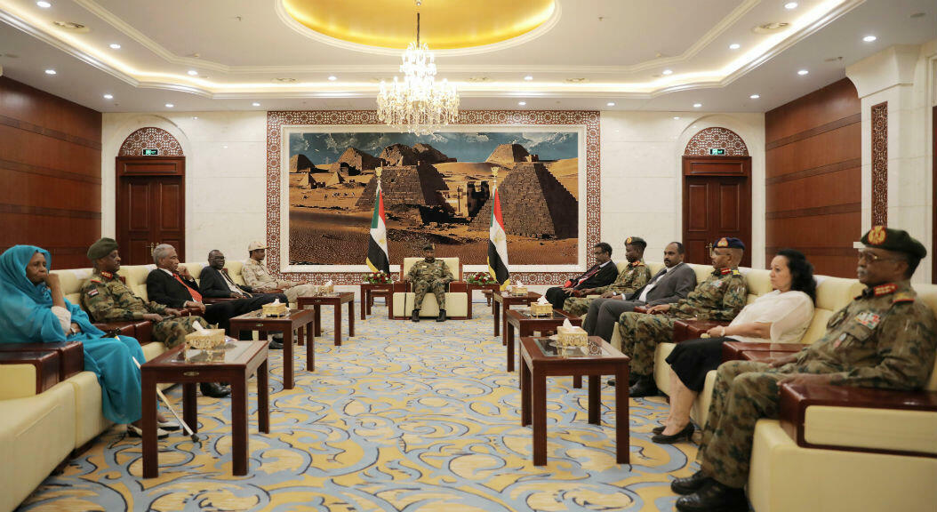 Sudán: una mujer cristiana elegida miembro de consenso del Consejo Soberano