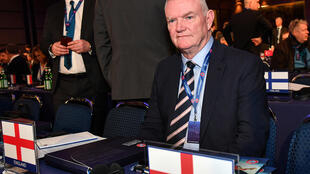 English FA chairman Greg Clarke