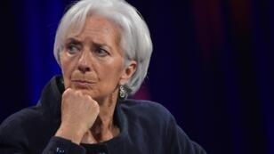 Christine Lagarde, directrice du FMI, a adopté une ligne dure dans les négociations avec la Grèce.