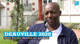 Oxmo Puccino, Deauville 2020.