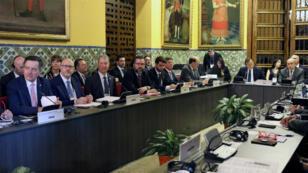 Los cancilleres de 13 países acordaron no reconocer un segundo mandato de Nicolás Maduro en Venezuela tras una reunión el 4 de enero de 2019