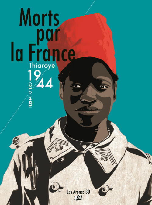 "La couverture de ""'Morts par la France"""