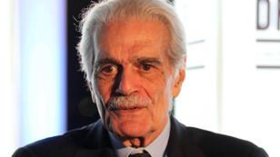 الممثل المصري عمر الشريف