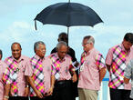 Pacific summit ends in tears as Australia dismays at-risk islanders