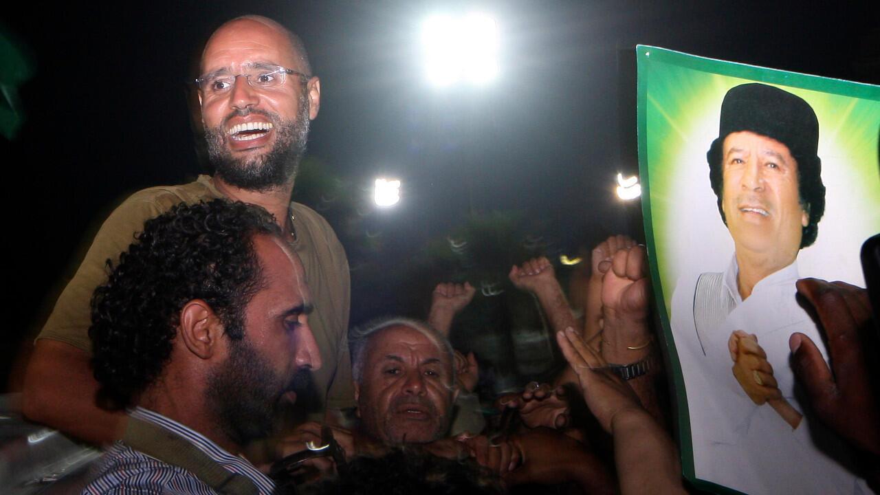 kadhafi - 2011