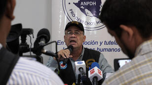 """""""El estado nicaragüense trató de ejercer acciones que penalizaban mi trabajo como defensor"""", denuncia Leiva."""