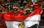 المنتخب الأولمبي المصري يواجه ساحل العاجل في مباراة تحقيق الحلم الأفريقي