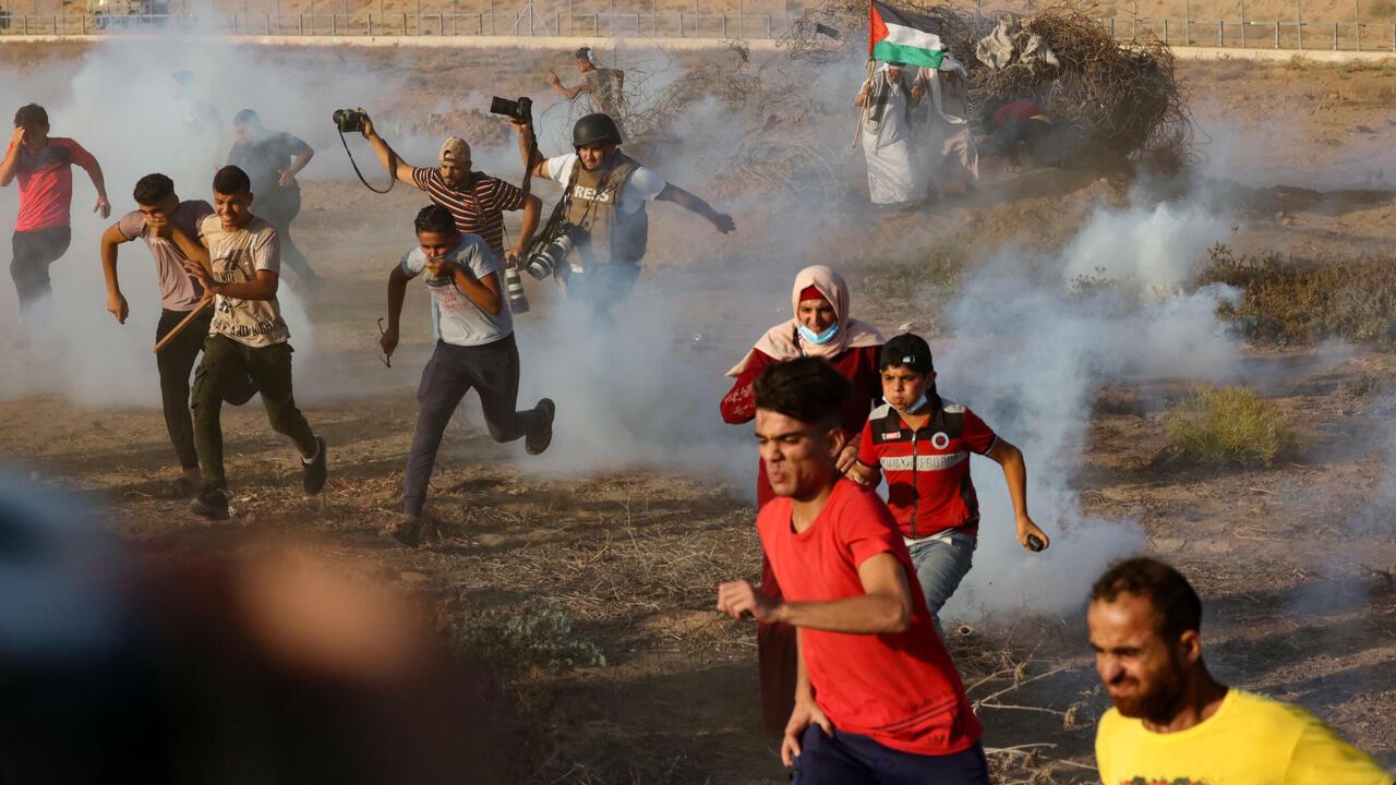 وفاة فتى فلسطيني بعد أسبوع من إصابته بنيران إسرائيلية في غزة