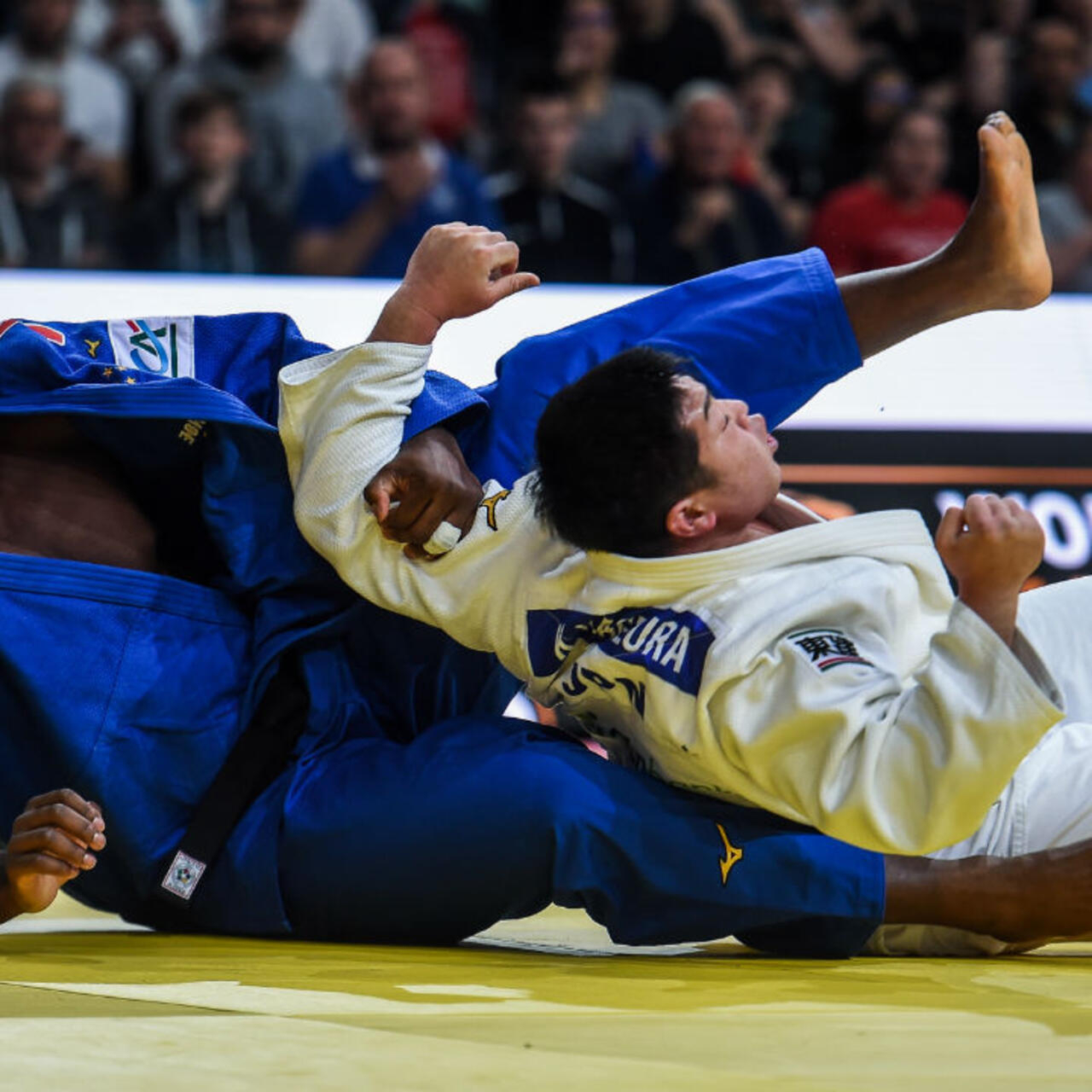 Judo Champion Riner Stumbles After Nine Years Undefeated