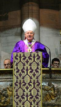 أنجلو سكولا - أسقف ميلانو