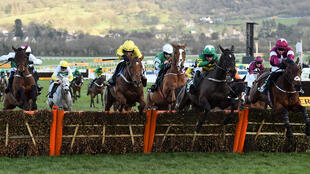 British racing could resume within a week of the government easing restrictions imposed due to the coronavirus