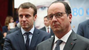 François Hollande n'a soutenu publiquement aucun candidat jusqu'ici.