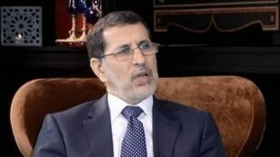 رئيس الحكومة المغربية المكلف سعد الدين العثماني