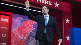 Marco Rubio dans le Maryland, le 27 février 2015.