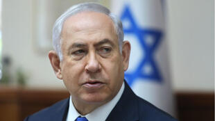 Benjamin Netanyahou à Jérusalem en juillet 2017.