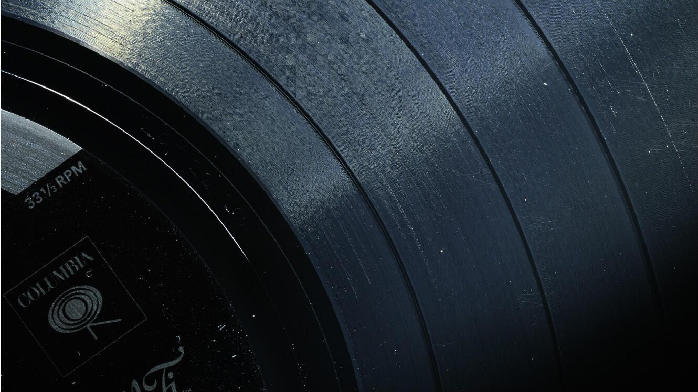 """France Musique va diffuser le tout premier vinyle pressé au monde dans la chronique """"Vinyle classique""""."""