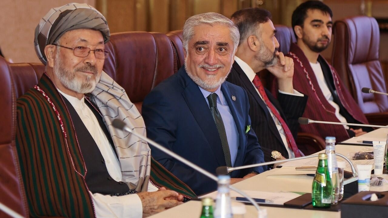 Taliban, Kabul officials hold talks in Doha as fighting rages in Afghanistan