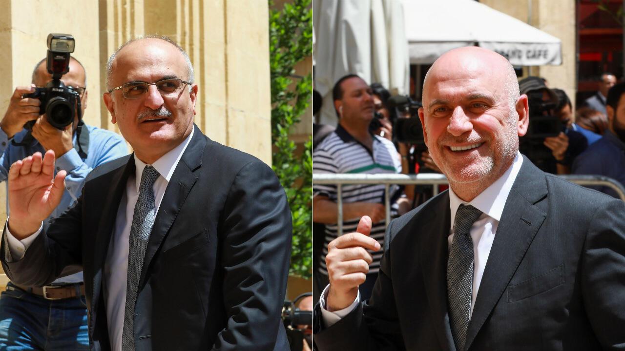 الإدارة الأمريكية تتهم الوزيرن اللبنانيين السابقين يوسف فنيانوس وعلي حسن خليل بالفساد وتقديم الدعم لحزب الله.