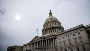 Le Capitole, siège du Sénat américain, à Washington.