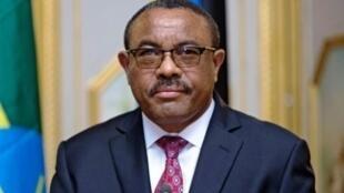 رئيس الحكومة الإثيوبية المستقيل هايلي ميريام ديسالين