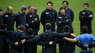 Les Argentins rêvent de bousculer l'ordre établi dans cette Coupe du monde de rugby 2015.