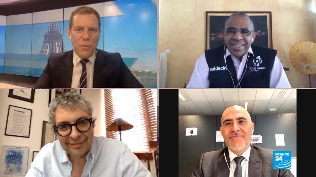 Le Débat de France 24, avec Raphaël Kahane et ses invités, vendredi 17 avril 2020