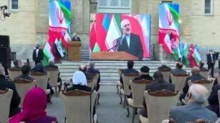 صورة ملتقطة الفيديو.
