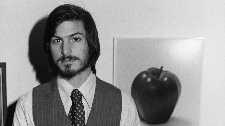 Steve Jobs, en 1977.