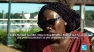 2020-08-01 12:07 Black Lives Matter : aux États-Unis, Ahmaud Arbery, victime du racisme ordinaire