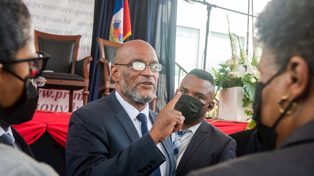 ariel henry primer ministro haiti