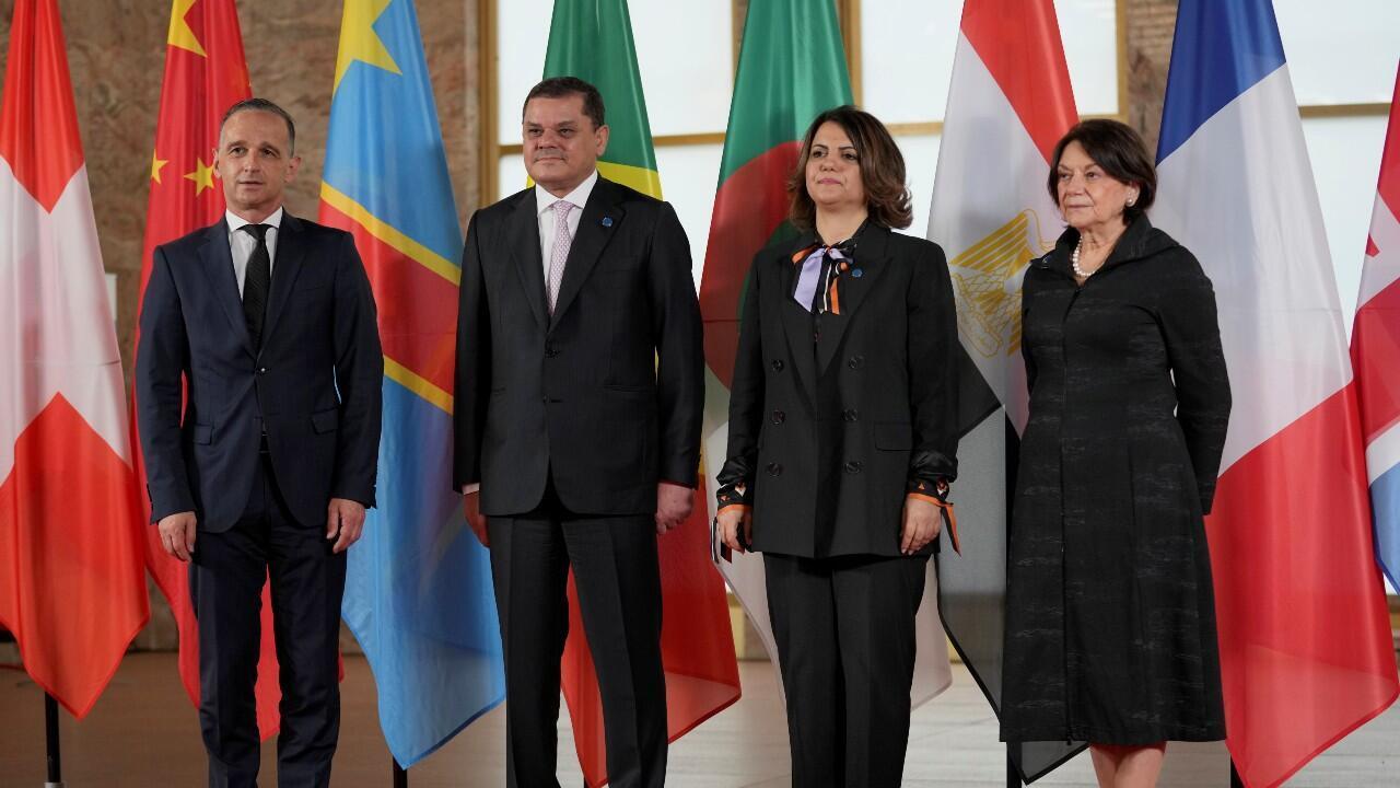 Libia en Berlín 1