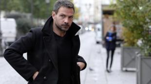 Jérôme Kerviel devant le tribunal administratif de Paris, le 15 octobre 2015.