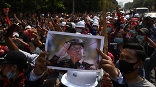 Thousands have rallied in Myanmar on the weekend against the military coup that ousted civilian leader Aung San Suu Kyi