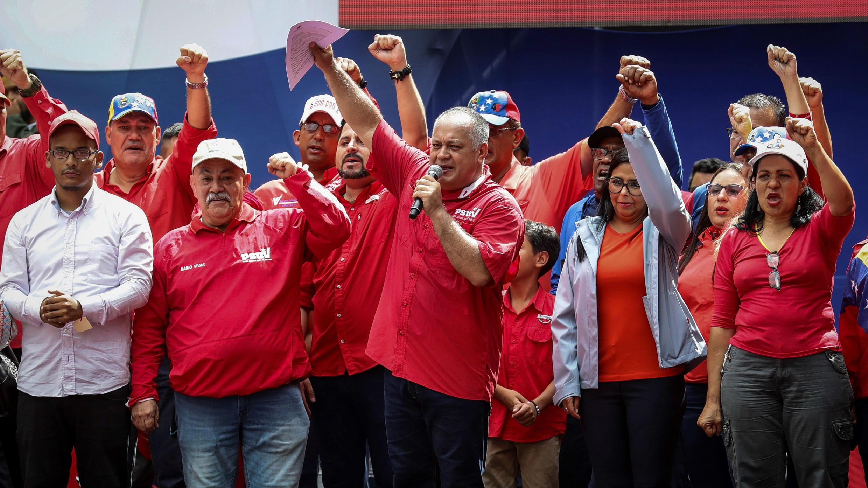 Foto Diosdado Cabello 2