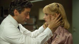 Oscar Isaac et Jessica Chastain.