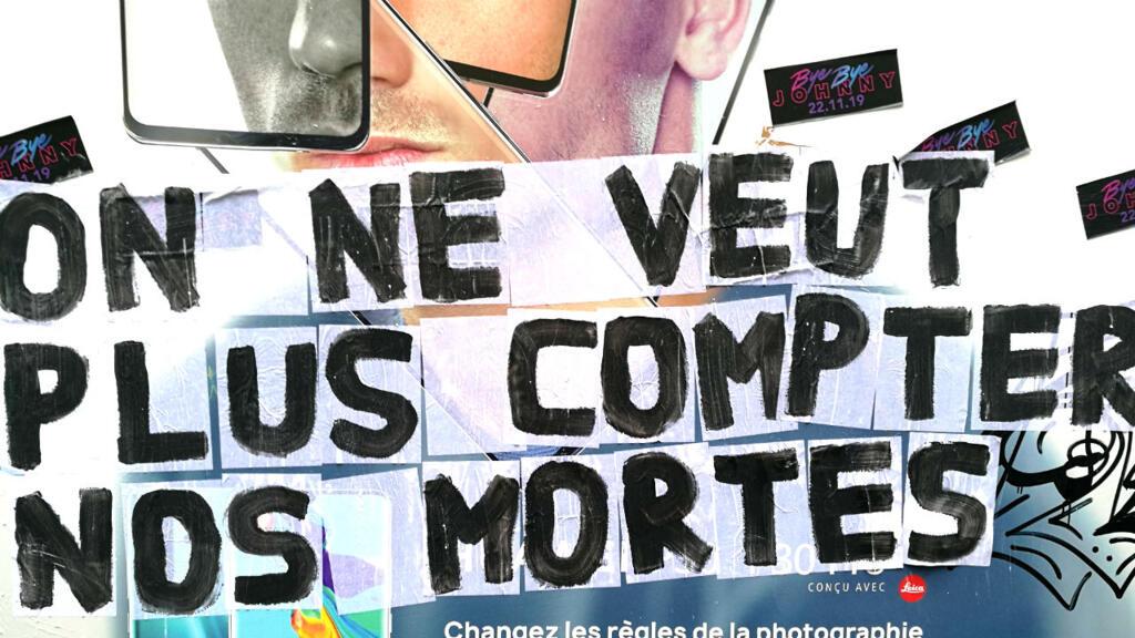 Malgré le confinement, des collectifs féministes mobilisés contre les violences faites aux femmes