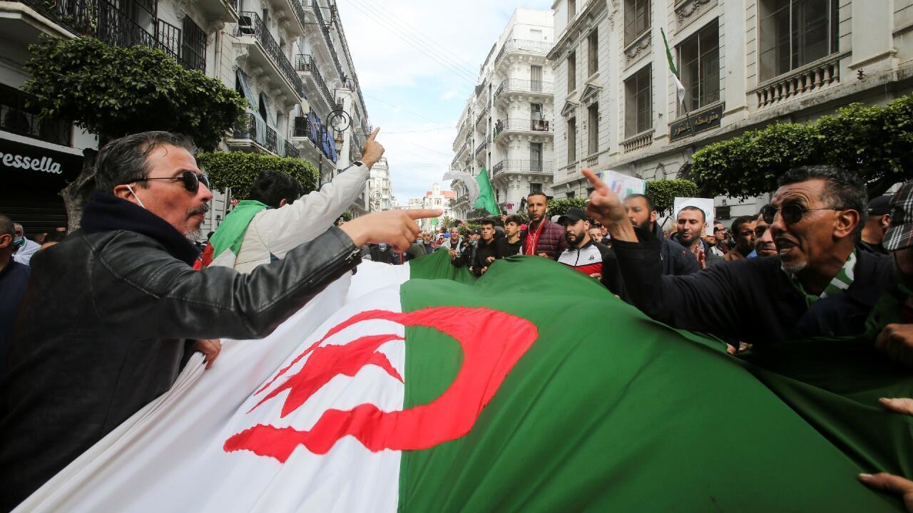Argelia Hirak 19 marzo