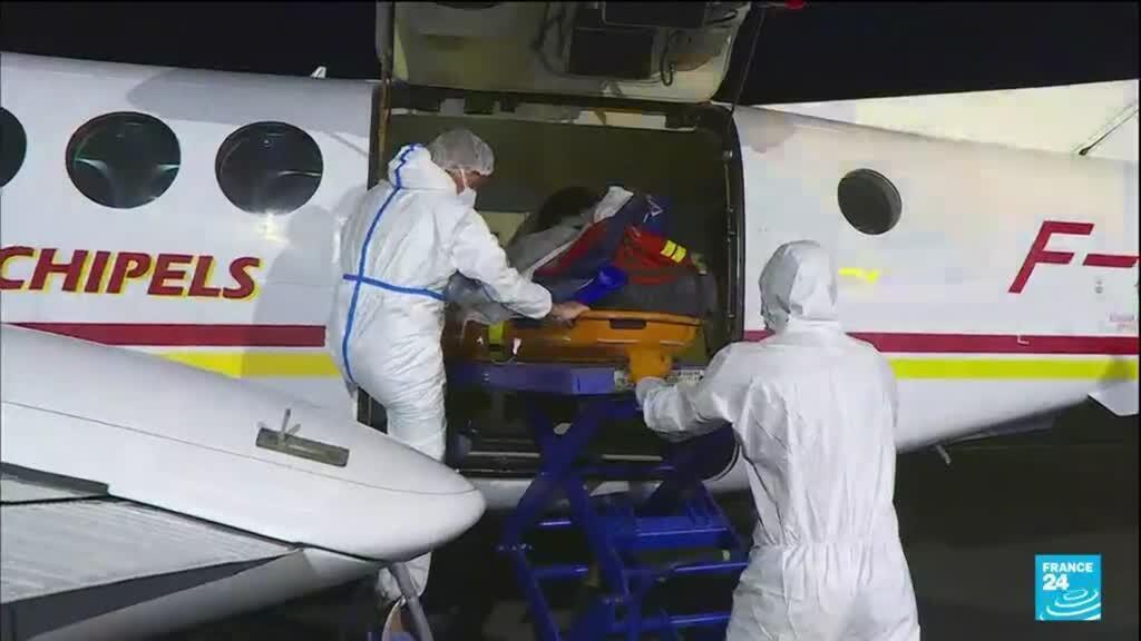 2021-08-18 13:11 Explosion du virus en Polynésie, les hôpitaux à bout de souffle