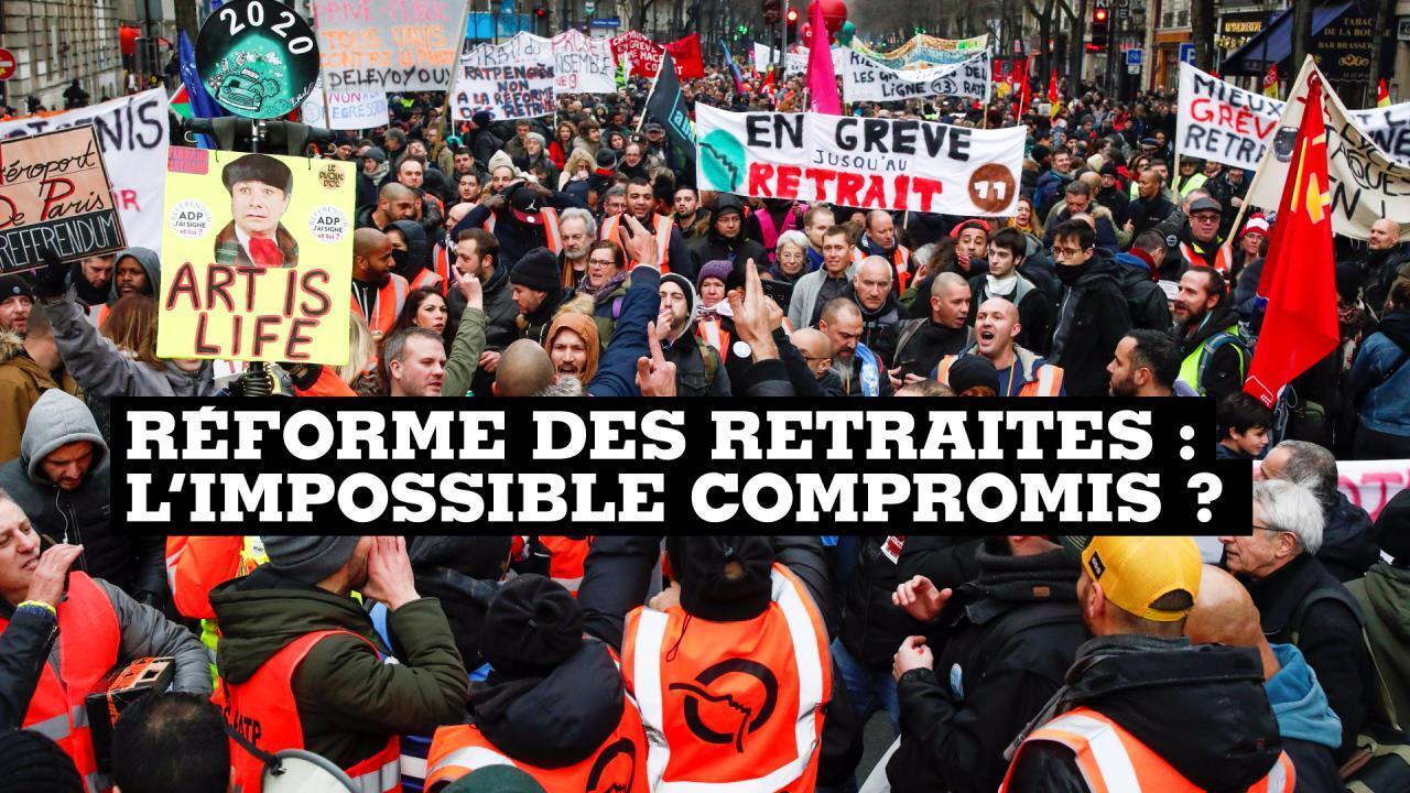 Réforme des retraites : l'impossible compromis ?