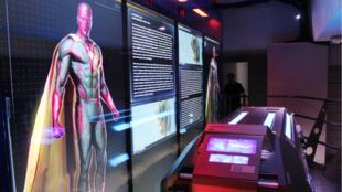 L'exposition Avengers STATION à La Défense à Paris, du 15 avril au 25 septembre 2016.