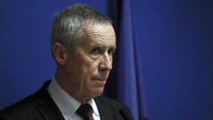 Le procureur de Paris, François Molins, a donné une conférence de presse mercredi 18 avril.