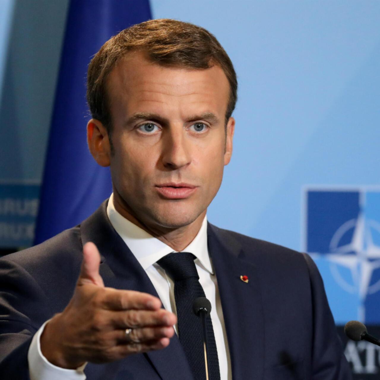 Lettre à Emmanuel Macron - Covid 19